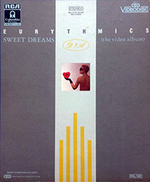 Coverscan of Eurythmics - Sweet Dreams