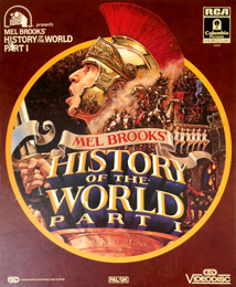 Coverscan of History of the World Part 1