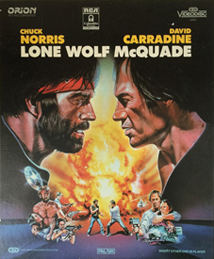 Coverscan of Lone Wolf McQuade