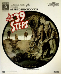 Coverscan of The Thirty-Nine Steps