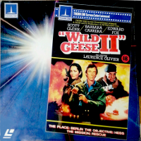 Coverscan of Wild Geese II