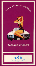 Coverscan of Teenage Cruisers