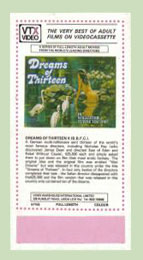 Coverscan of Dreams of Thirteen
